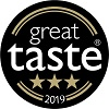Great Taste Award, 3 stars