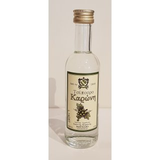 Tsipouro Karonis, 50ml