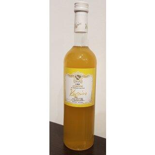 rezept limoncello italienischer