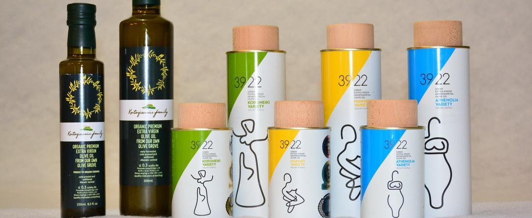 noble Olivenöle
